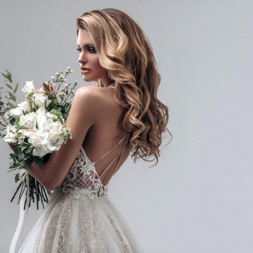 Trucco sposa sexy