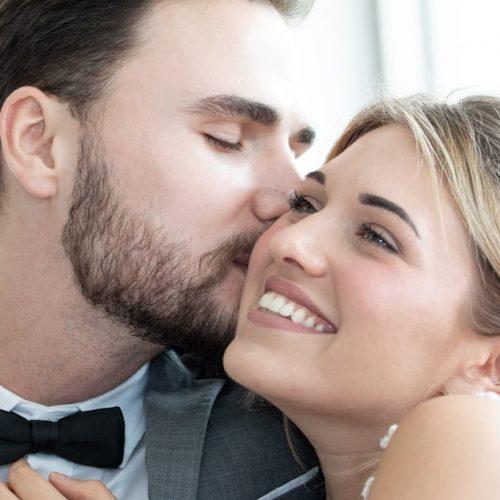 Trucco sposa romantica