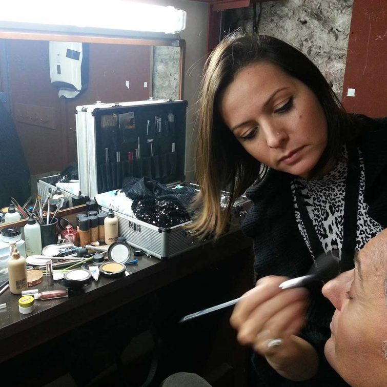 MAKE UP FIORELLO EVENTO